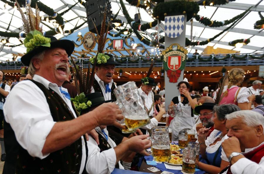 Ежегодный фестиваль пива Octoberfest