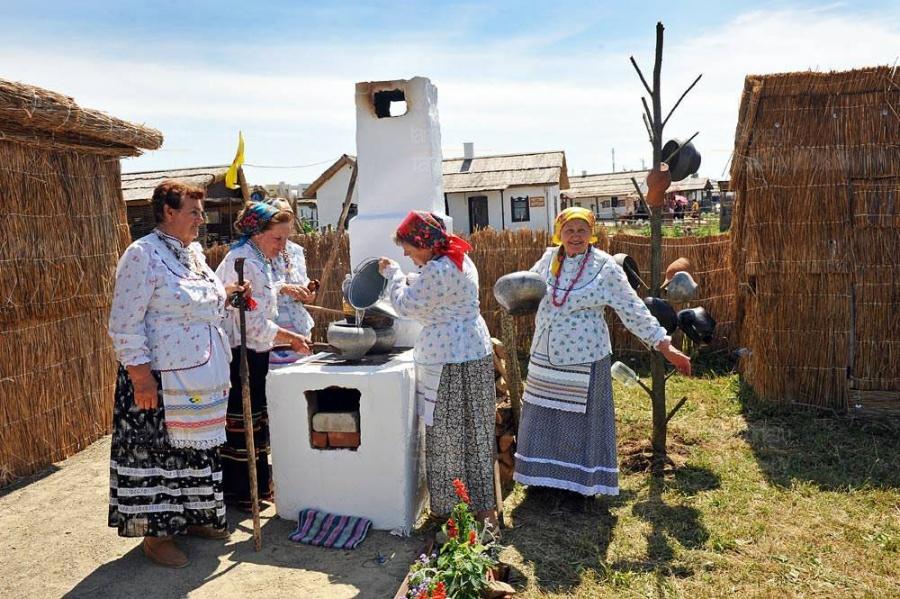 Казачий хутор-Атамань