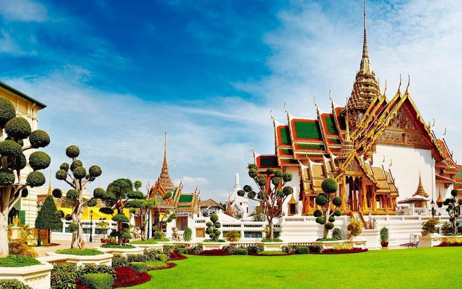 Palace-Bangkok