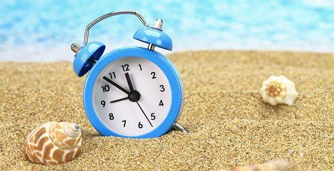 Часы на песке
